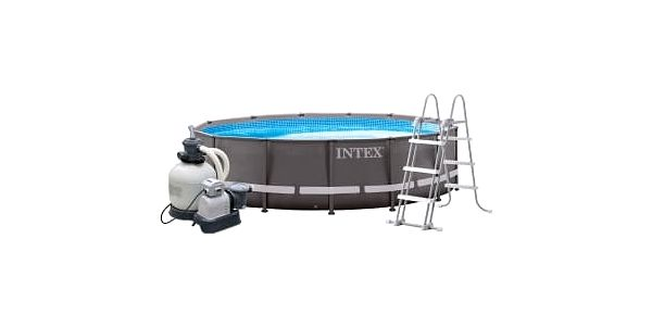 INTEX Ultra Frame Pool 488 x 122 cm, 28324NP