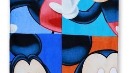 Setino Dětská osuška MICKEY 70x140 cm