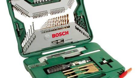 Sada nářadí Bosch 100dílná X-Line titan + Doprava zdarma