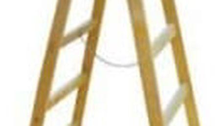 Štafle malířské 9 příček 3,0m dřevěné