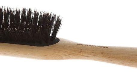 Hřeben na vlasy z kančích štětin Iris Hantverk