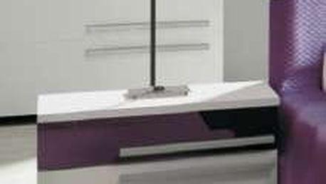 Noční stolek KAROL MEBLE ložnice HAVANA III