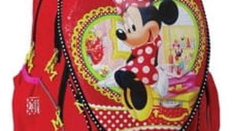 SunCe školní batoh S-3004-MMM ABB Disney Minnie anatomický školní batoh