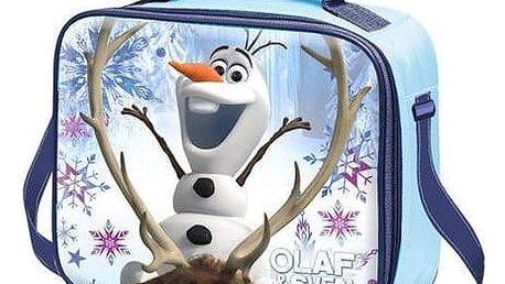 Dětská termo taška Disney Frozen, modrá