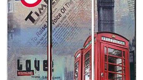 Paravan LONDON