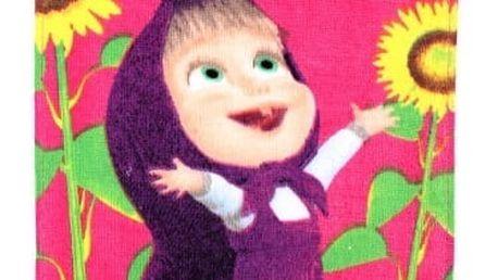 Setino Dětský ručník MÁŠA A MEDVĚD 30x50 cm