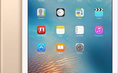 """APPLE iPad Pro, 9,7"""", 128GB, Wi-Fi, zlatá - MLMX2FD/A"""