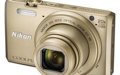 Digitální fotoaparát Nikon Coolpix S7000