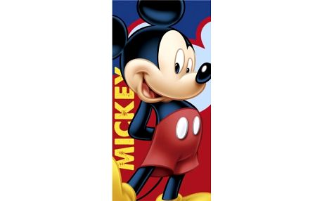 Setino dětská osuška MICKEY MOUSE 70x140 cm