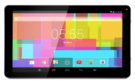 "GoClever Quantum 2 1010 Lite, 10,1"", 4 jádra, Android 5,1, 512MB/8 GB"