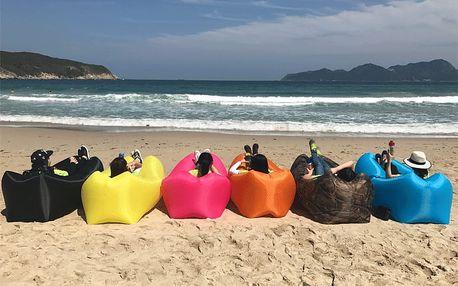 Vzduchový vak na pláž - několik barev
