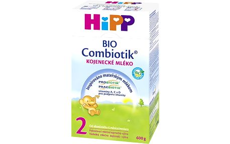 MIG HiPP MLÉKO HiPP 2 BIO Combiotik 600g