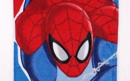 Setino Dětský ručník SPIDERMAN 30x50 cm