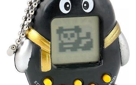 Tamagotchi/Electronic pets: elektornická hračka ve 3 barvách, výběr ze 168 zvířátek