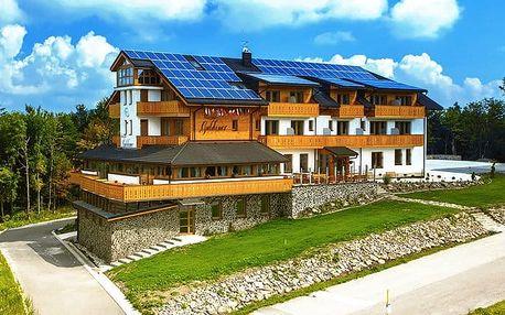 3 až 6denní wellness pobyt pro 2 a 1 dítě do 12 let v penzionu Guldiner na Slovensku