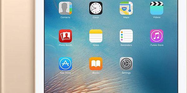 "APPLE iPad Pro, 9,7"", 128GB, Wi-Fi, zlatá - MLMX2FD/A + Guitar Hero Live pro iOS v hodnotě 1599Kč"