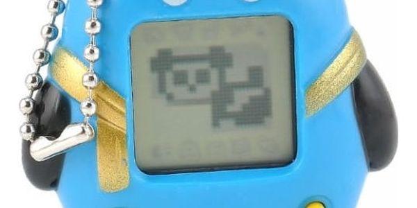 Tamagotchi/Electronic pets: kultovní elektronická hračka do kapsy ve 3 barvách, výběr ze 168 zvířátek k chování4