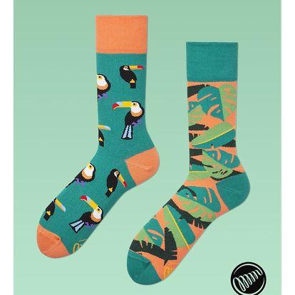 Ponožky Many Mornings Tropical Heat, vel. 39/42