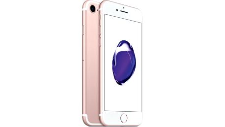 Apple iPhone 7, 32GB, růžová/zlatá - MN912CN/A