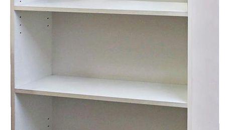 Knihovna 57B bílá