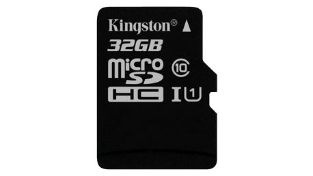 Kingston Micro SDHC 32GB Class 10 UHS-I - SDC10G2/32GBSP