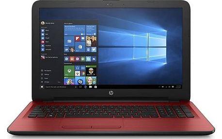 Notebook HP 15-ba065nc (X3L18EA#BCM) červený Monitorovací software Pinya Guard - licence na 6 měsíců (zdarma)Software F-Secure SAFE 6 měsíců pro 3 zařízení (zdarma) + Doprava zdarma