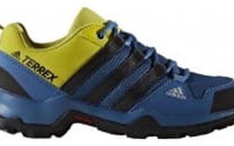 Dětská treková obuv adidas TERREX AX2R K 38,5 CORBLU/CBLACK/UNILIM