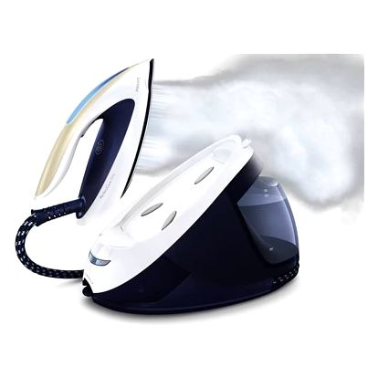 Žehlička Philips PerfectCare Elite GC9630/20 modrá Žehlicí prkno Vileda Viva Express Premium + (zdarma) + Doprava zdarma
