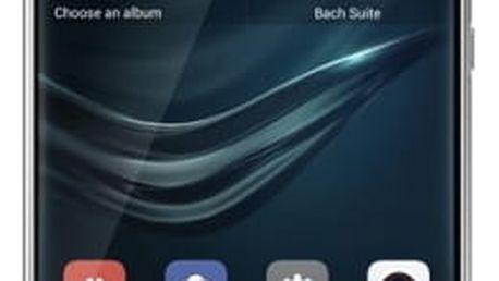 Mobilní telefon Huawei P9 32 GB Dual SIM - stříbrný (SP-P9DSSOM)