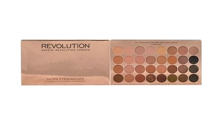 Makeup Revolution London Ultra Eyeshadows Palette Flawless 16 g oční stín pro ženy
