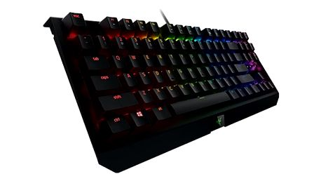 Razer BlackWidow X Chroma - Tournament edition, US - RZ03-01770100-R3M1