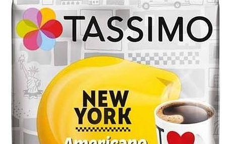 Kapsle pro espressa Tassimo New York Amerikano