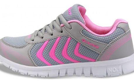 Běžecká obuv pro pány i dámy - mix barev