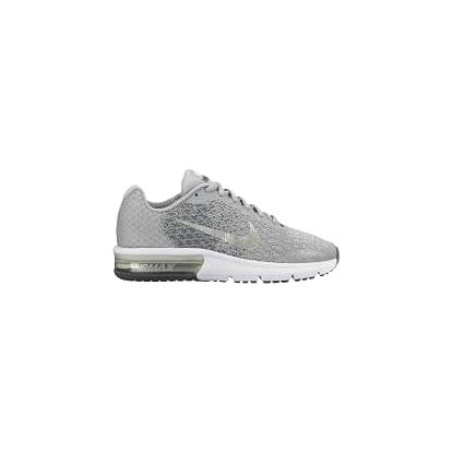 Dětské tenisky Nike AIR MAX SEQUENT 2 (GS) 36 WOLF GREY/METALLIC SILVER-COOL