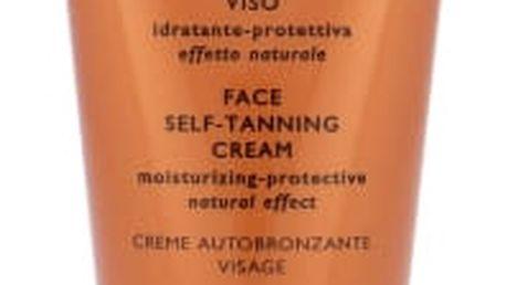 Collistar Tan Without Sunshine Face Self-Tanning Cream 50 ml samoopalovací přípravek pro ženy