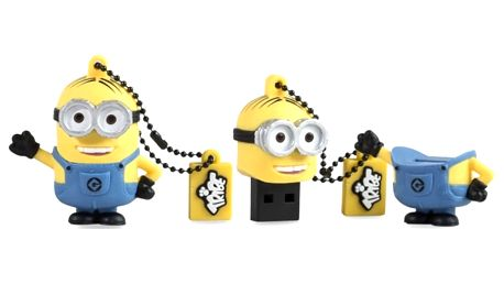 USB flash disk TRIBE USB 8GB Minions Dave FD021406