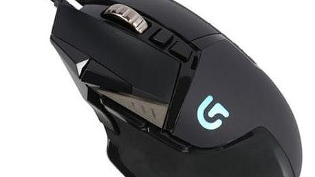 Myš Logitech G502 Proteus Spectrum (910-004617) černá / optická / 11 tlačítek / 12000dpi