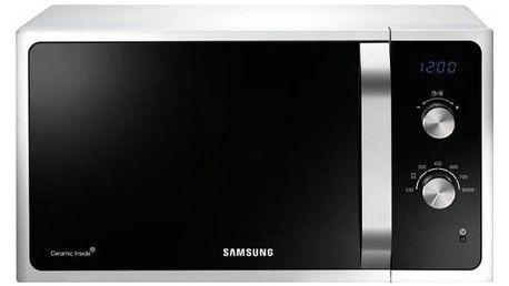 Mikrovlnná trouba jen pro ohřev Samsung MS23F301EAW/EO
