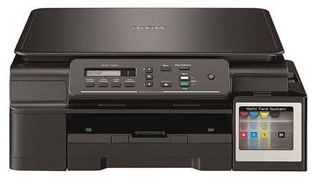 Tiskárna multifunkční Brother DCP-T300 (DCPT300YJ1) černá Kancelářský papír Diplomat - A4, 80g, bílý, 500 listůSoftware F-Secure SAFE 6 měsíců pro 3 zařízení (zdarma) + Doprava zdarma