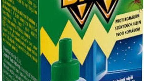 BIOLIT Tekutá náplň do elektrického odpařovače 60 nocí, 46 ml