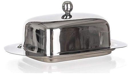 Nerezová máslenka Akcent Banquet 18,5 x 12,5 cm