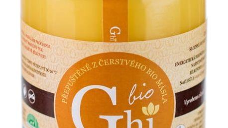 České Ghíčko BIO přepuštěné máslo Ghí 450 ml