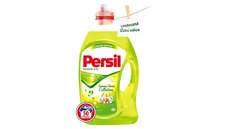 PERSIL Summer Edition 3,65 l (50 dávek) – prací gel