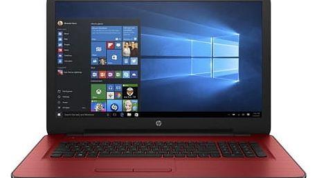 Notebook HP 17-y003nc (F5B73EA#BCM) červený