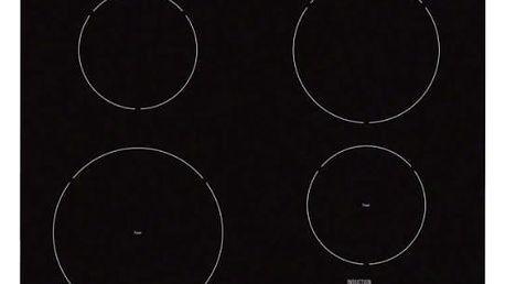 Indukční varná deska Electrolux EHH6240ISK černá