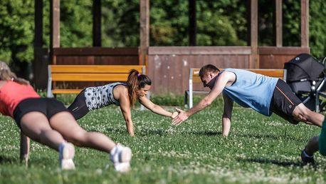 Sílu tělu: Skupinové lekce Hammer Strength