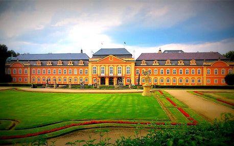 3 až 7denní pobyt pro 2 se snídaněmi a lahví vína v hotelu Heinz v Dobříši