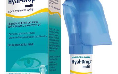 Hyal-Drop multi oční kapky 10ml