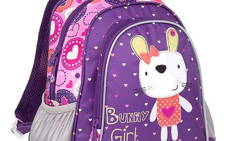 Dětský batoh Topgal CHI 837 I - Violet