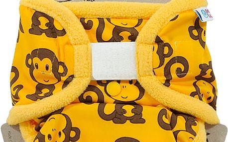 PETIT LULU SIO complete (4 - 15 kg) - Žluté opičky